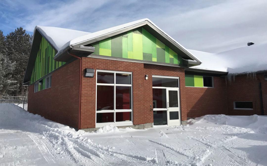 Gymnase école Notre-Dame