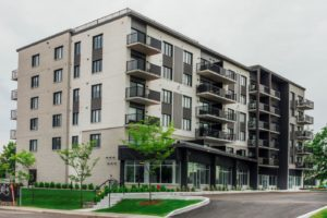 DWB Consultants - Multi-logements Fleetwood, Laval