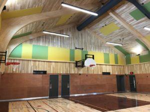 DWB Consultants - Gymnase École Notre-Dame, Notre-Dame-de-Pontmain