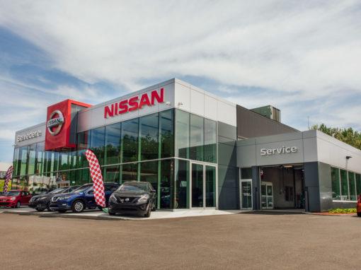 Belvédère Nissan